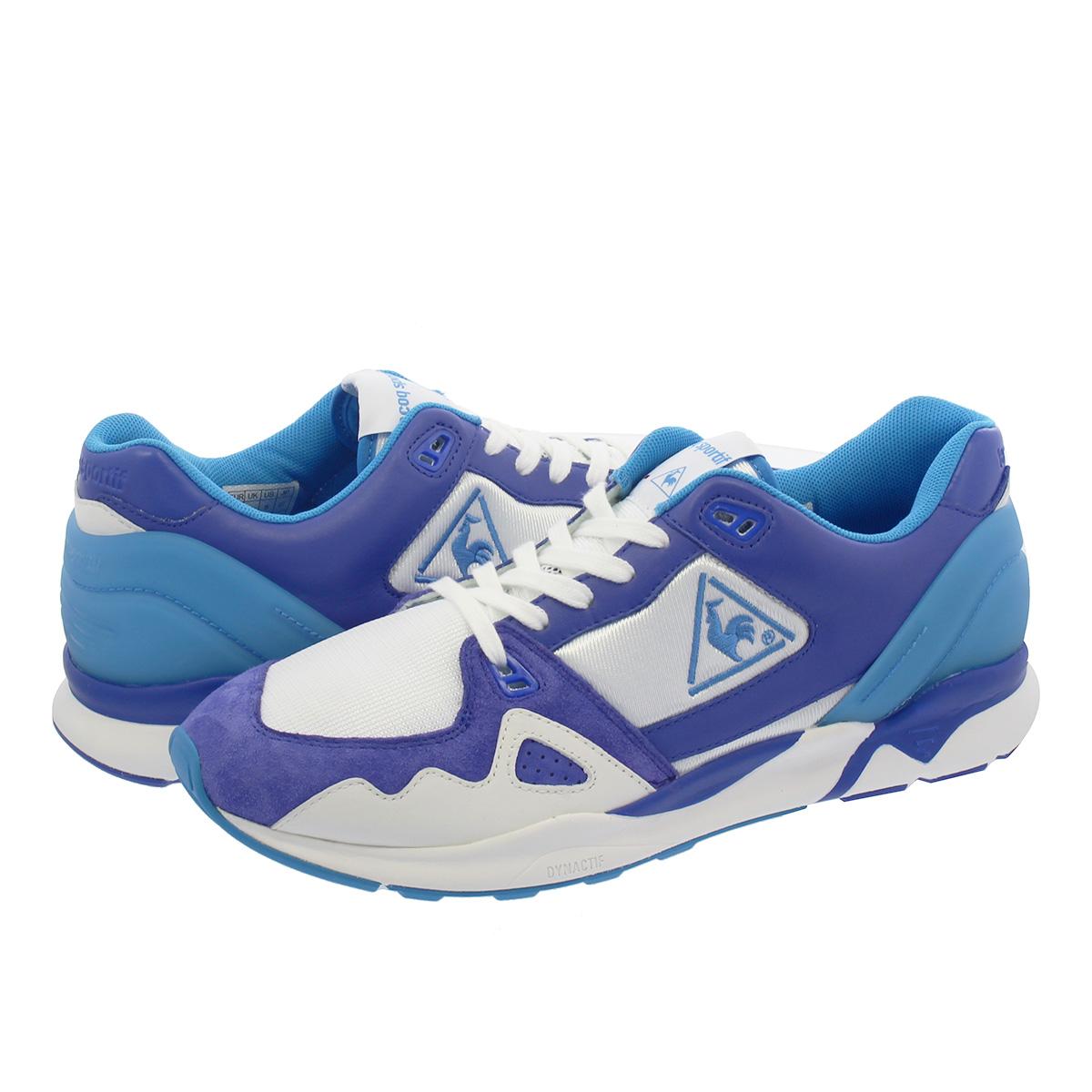 【毎日がお得!値下げプライス】 le coq sportif LCS R921 【mita sneakers】 ルコック スポルティフ LCS R921 WHITE/BLUE ql1mjc50wb