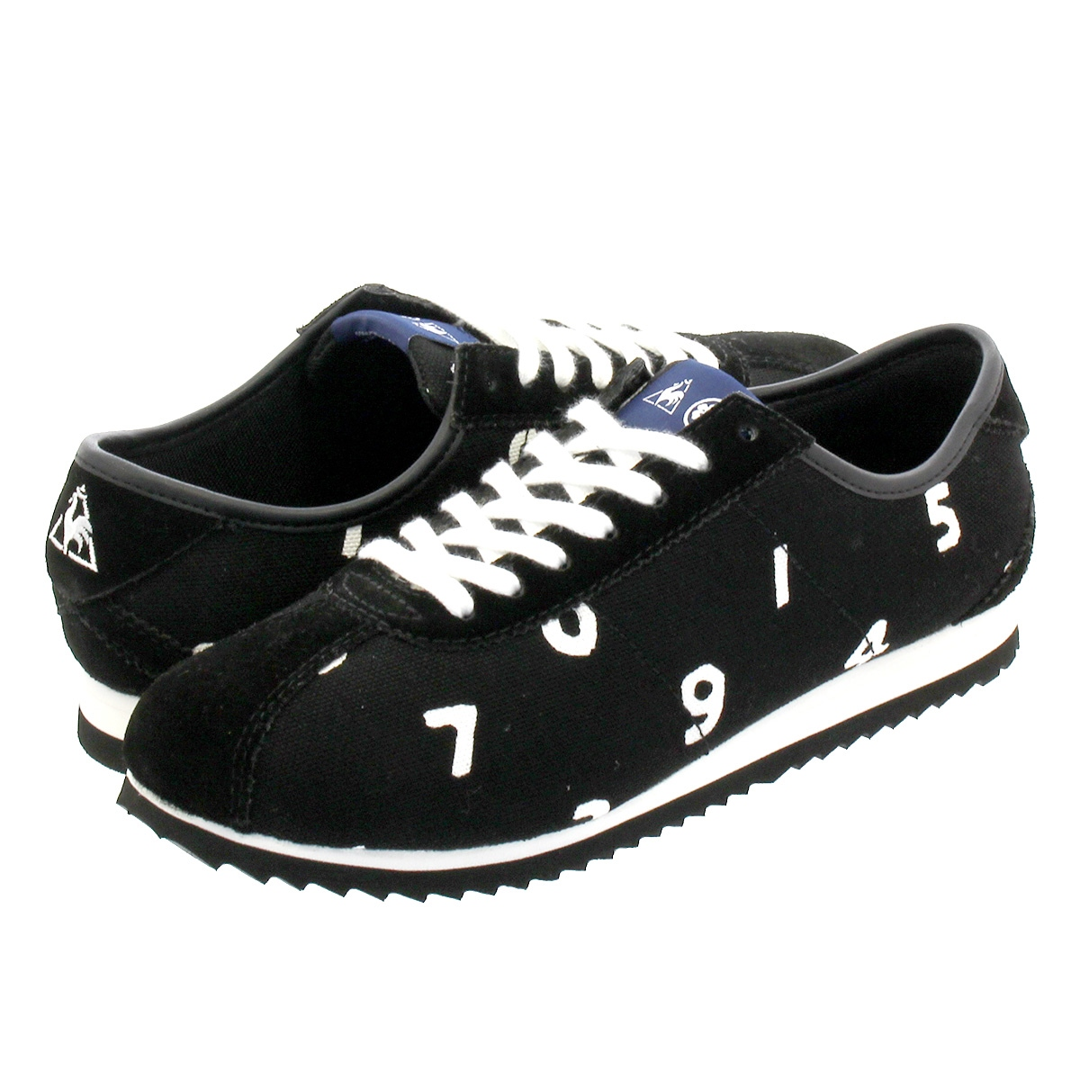 le coq sportif MONTPELLIER JP SOUSOU 【十数】【SO-SU-U】【MADE IN JAPAN】 ルコック スポルティフ モンペリエ JP ソウソウ BLACK
