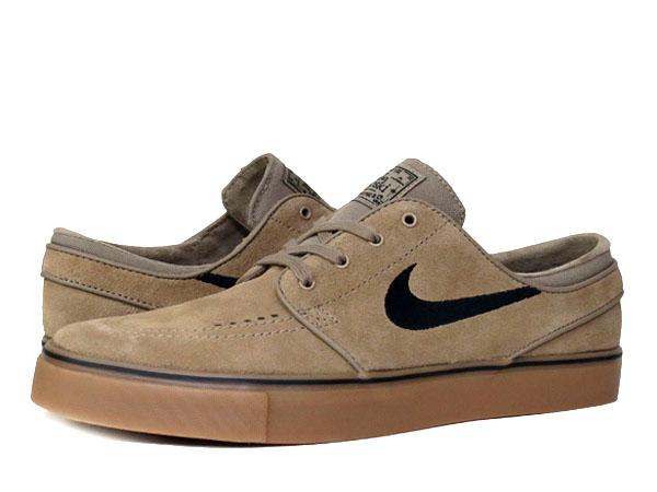 Nike SB Zoom Stefan Janoski 333824 212 KhakiGum Light Brown