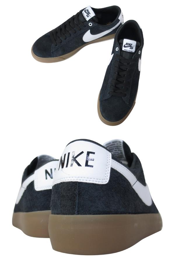 Nike Blazer Baja Mercado Blanco Y Negro Gt RBdCi9LjbR