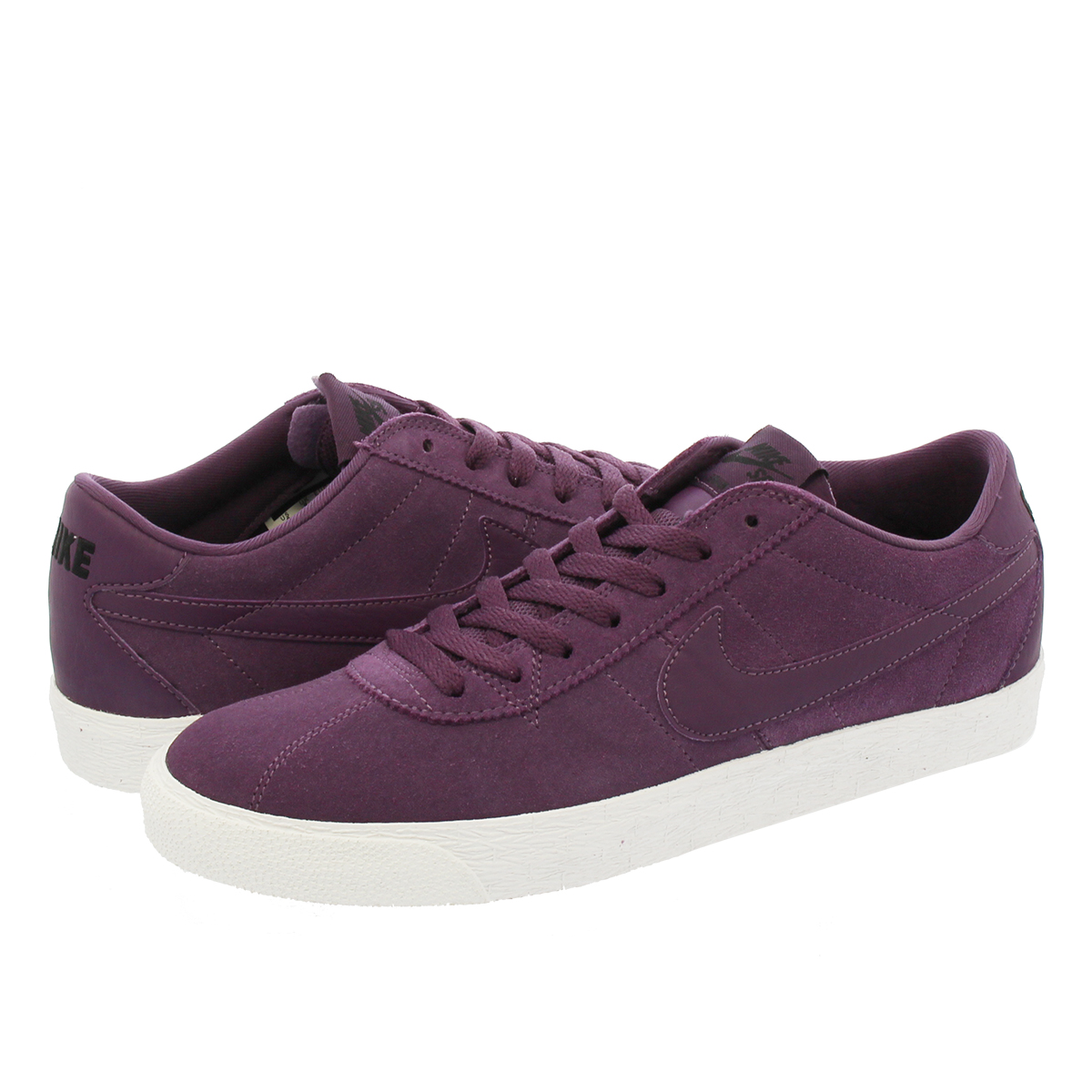 big sale 60d4e fba6f NIKE SB ZOOM BRUIN PRM SE Nike SB zoom bulldog in premium SE PURPLE WHITE