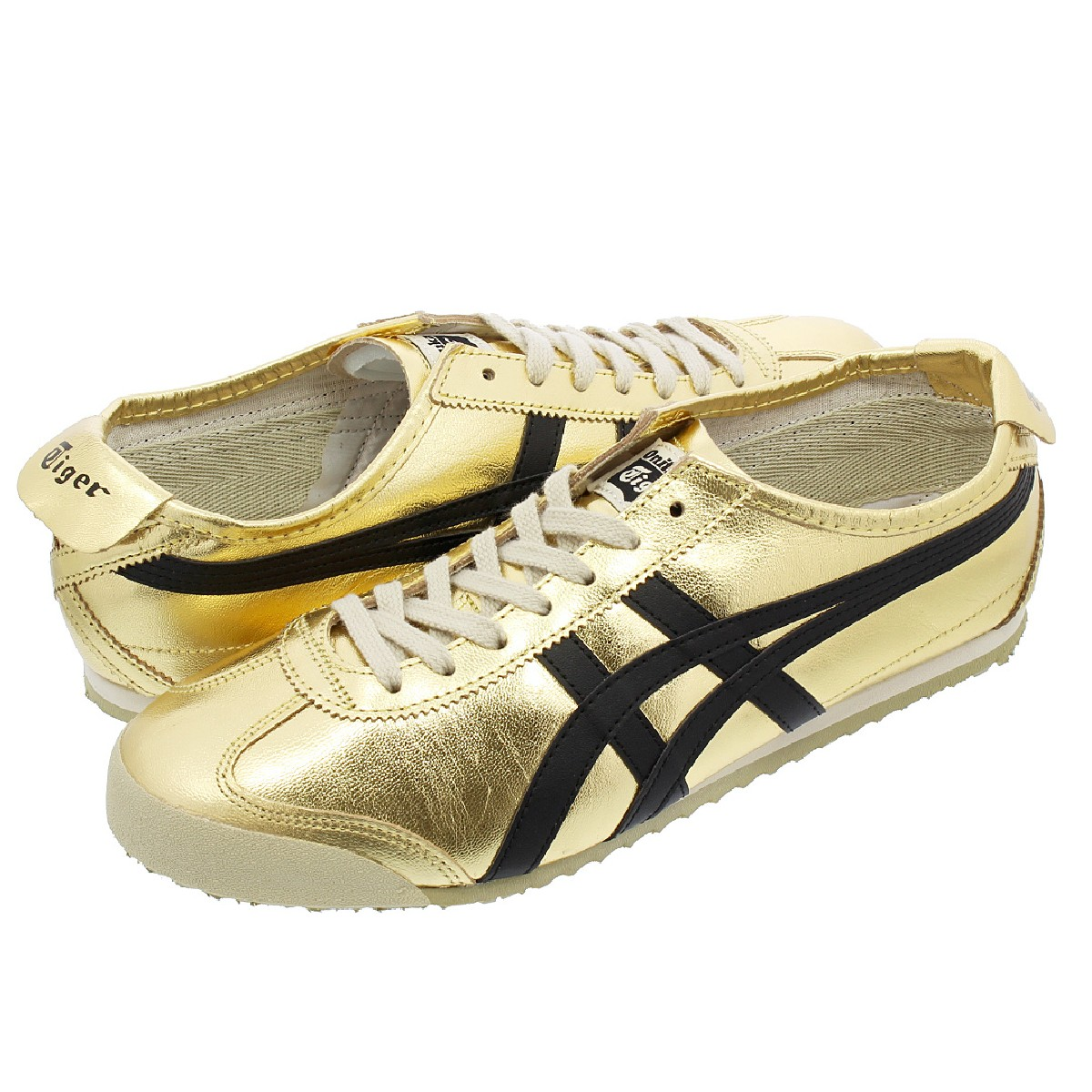 Onitsuka Tiger MEXICO 66 Onitsuka tiger Mexico 66 GOLD/BLACK