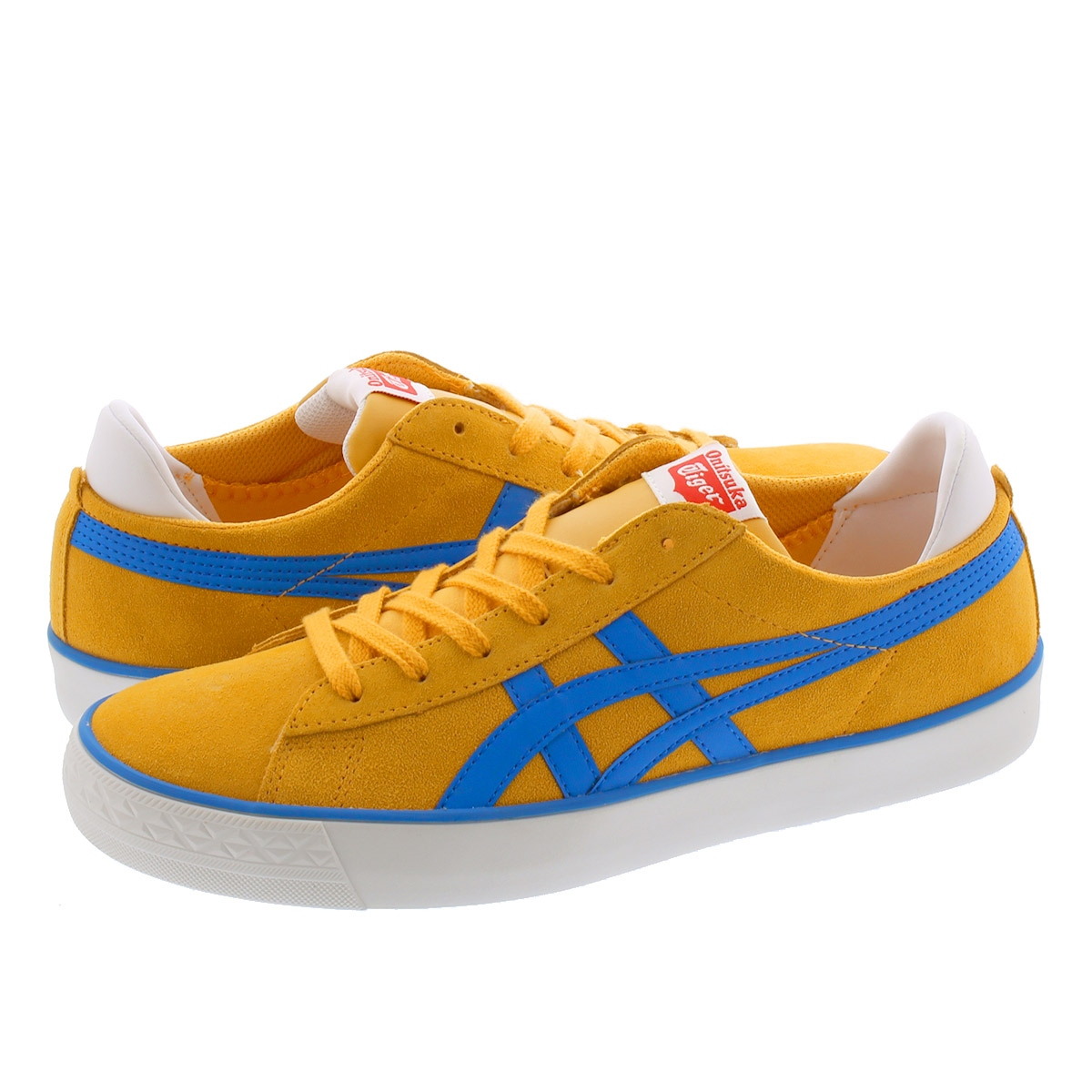 Onitsuka Tiger FABRE BL-S 2.0 オニツカタイガー ファブレ BL-S 2.0 TIGER YELLOW/DIRECTOIRE BLUE 1183a525-751