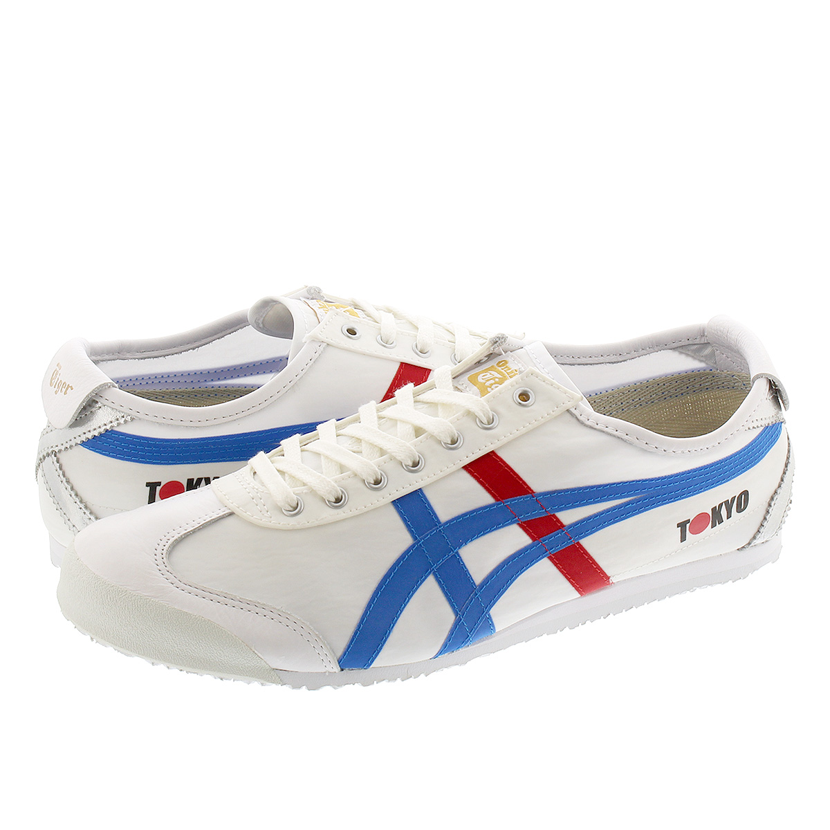 Onitsuka Tiger MEXICO 66 オニツカタイガー メキシコ 66 WHITE/DIRECTOIRE BLUE 1183a730-100