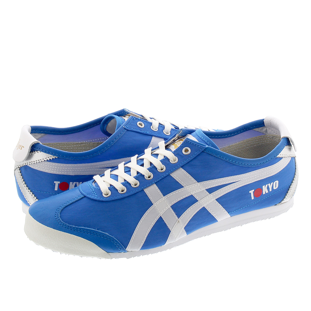 Onitsuka Tiger MEXICO 66 オニツカタイガー メキシコ 66 DIRECTOIRE BLUE/WHITE 1183a730-401