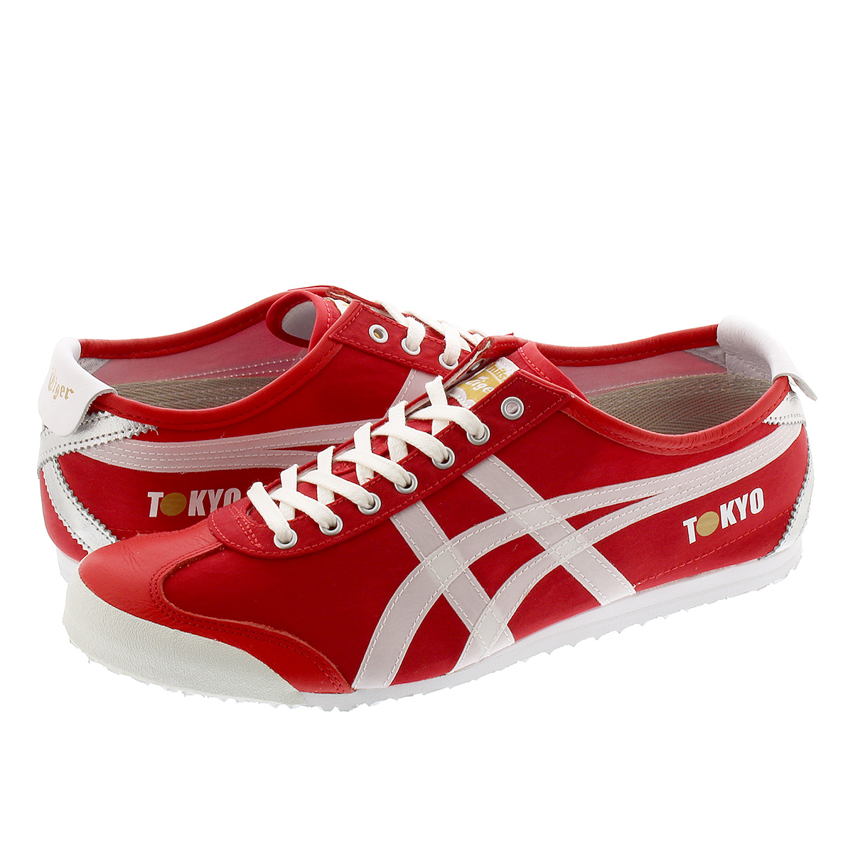 Onitsuka Tiger MEXICO 66 オニツカタイガー メキシコ 66 CLASSIC RED/WHITE 1183a730-600