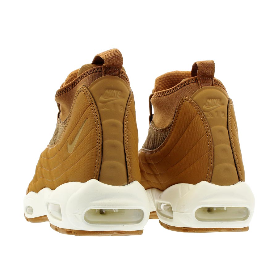 Nike Air Max 95 Basketboot Flax NetComm Wireless