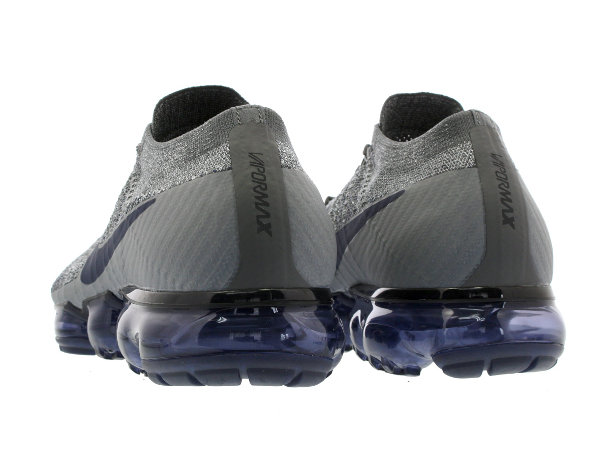 42341ec8d191 ... NIKE AIR VAPORMAX FLYKNIT Nike vapor max fried food knit DARK  GREYOBSIDIAN WOLF ...