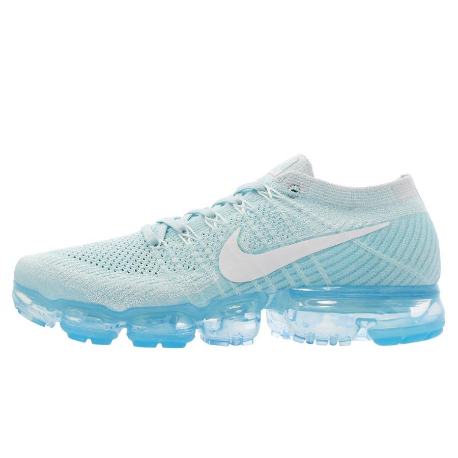 84f86f5220c10 NIKE AIR VAPORMAX FLYKNIT Nike vapor max fried food knit GLACIER BLUE WHITE  PURE PLATINUM