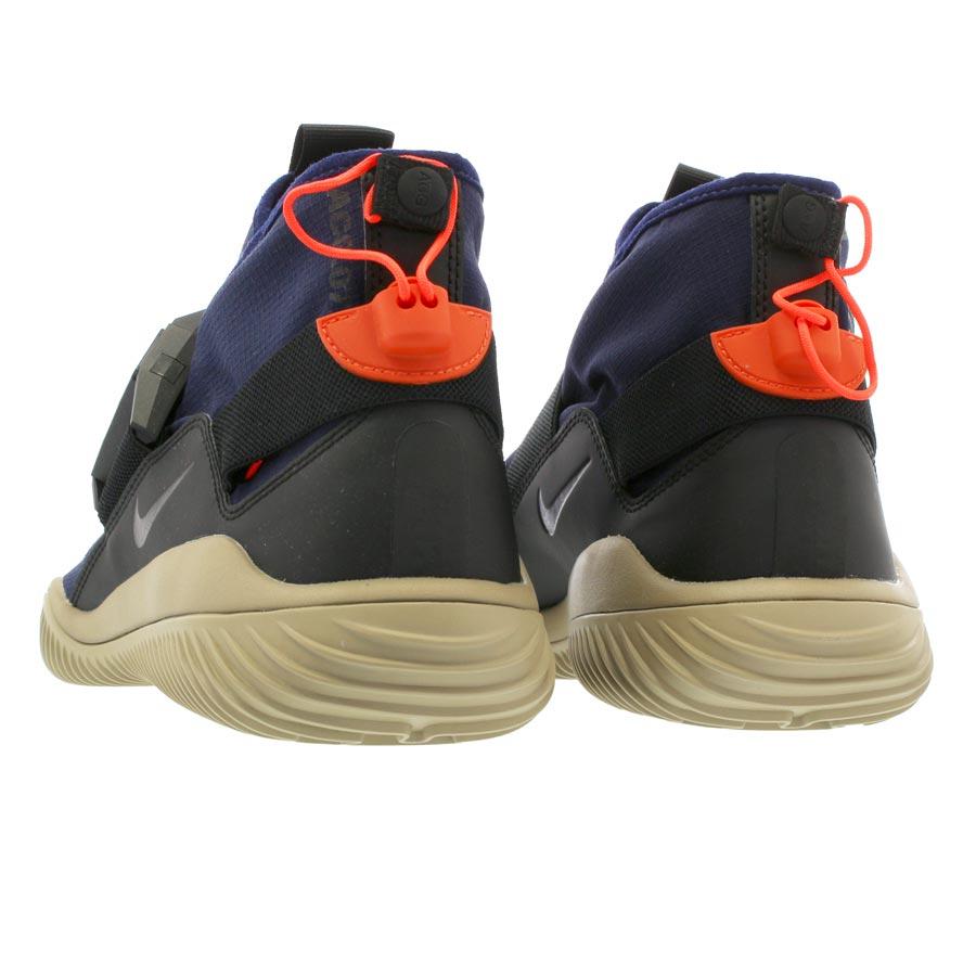 detailed look 58b9f 4da5a NIKELAB ACG.07.KMTR Nike laboratory ACG commuter OBSIDIAN BLACK KHAKI
