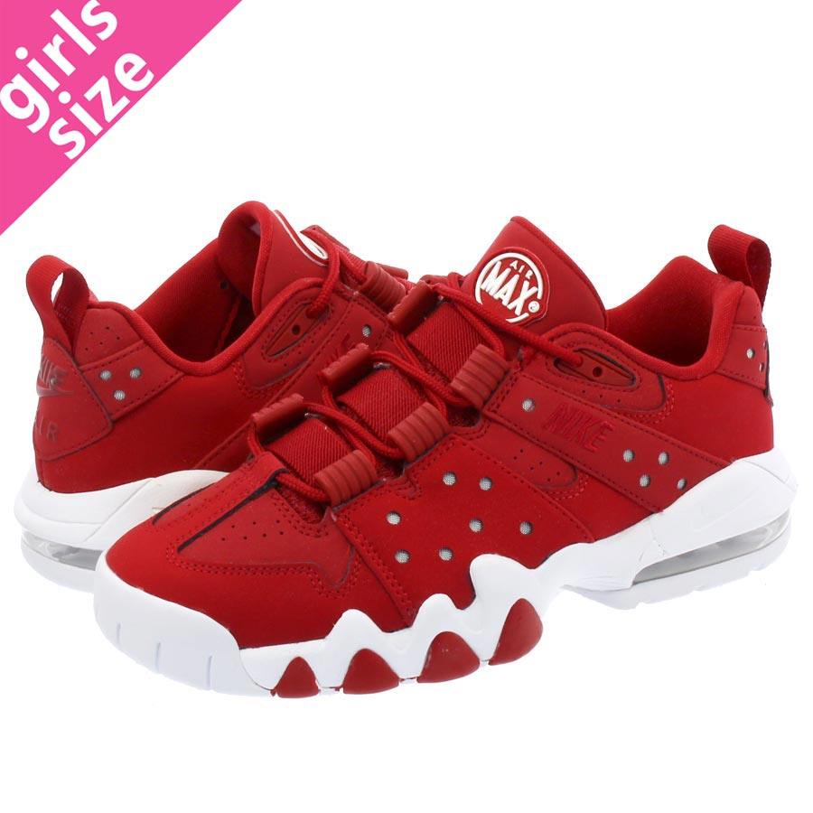 new product 2dc7e d122e NIKE AIR MAX 2 CB 94 LOW GS Kie Ney AMAX 2 CB 94 GS GYM RED GYM RED WHITE  918,336-600