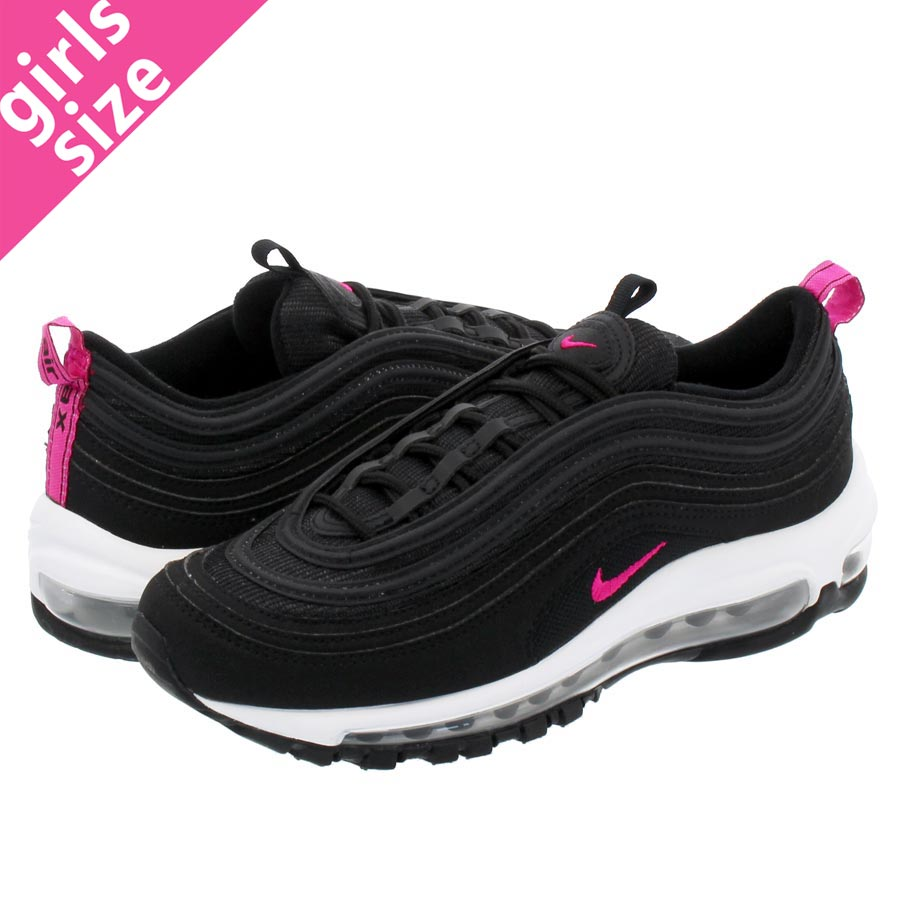 NIKE AIR MAX 97 GS Kie Ney AMAX 97 GS BLACKPINK PRIMEWHITE