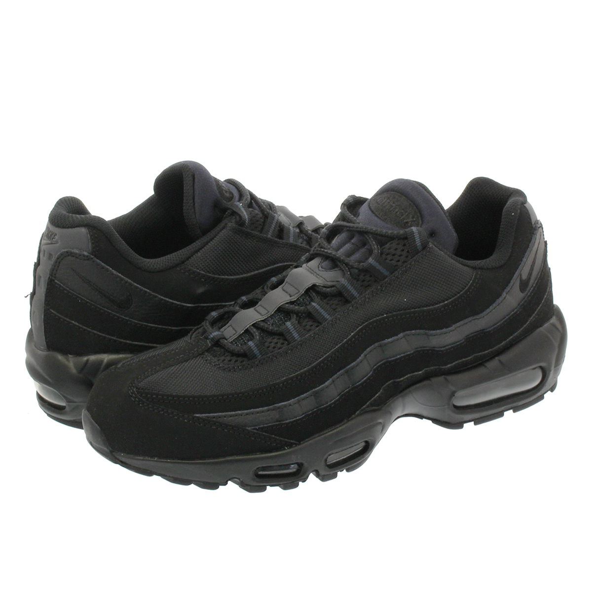 more photos 4963a ae77e NIKE AIR MAX 95 Nike Air Max 95 BLACK ...