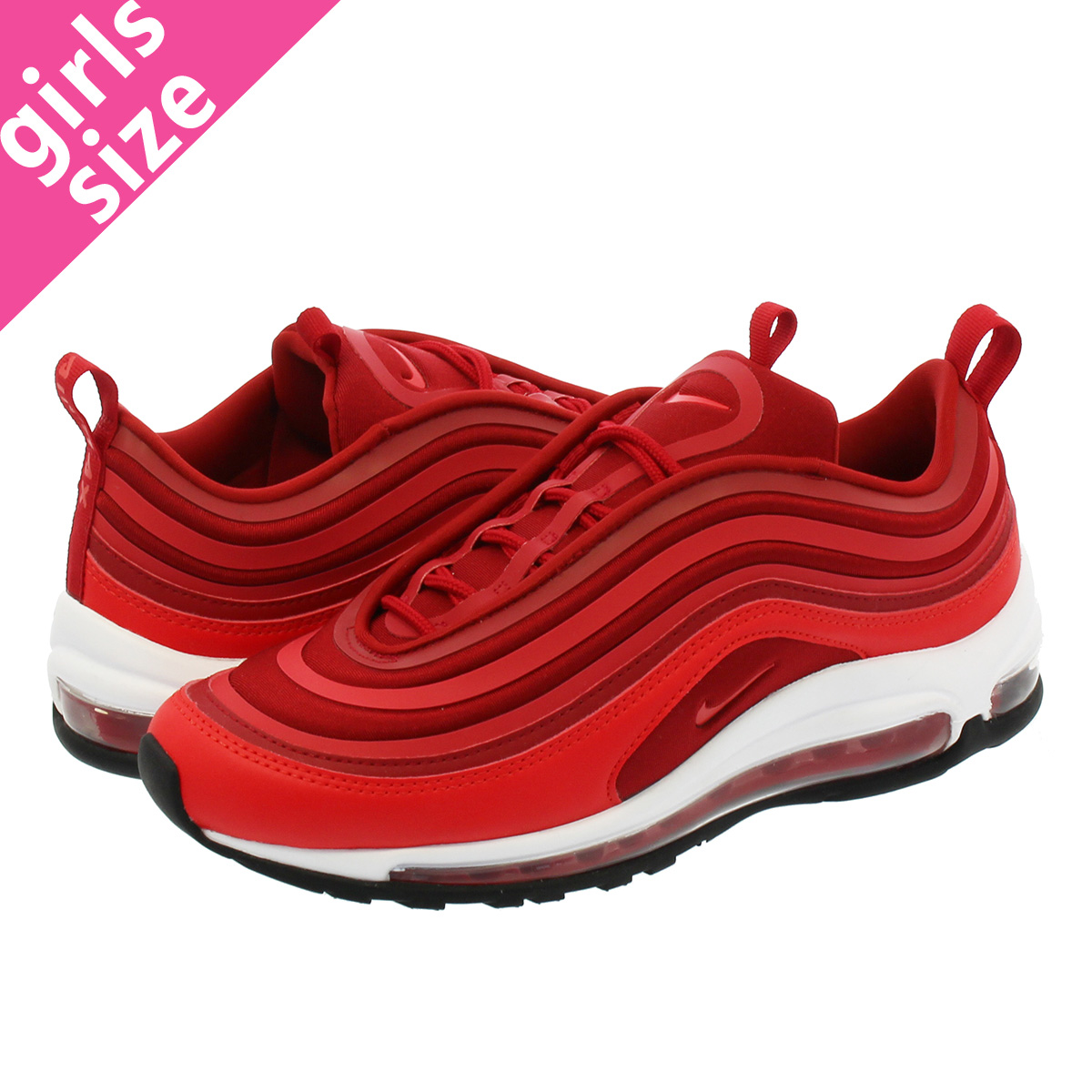 air max 97 ultra red black
