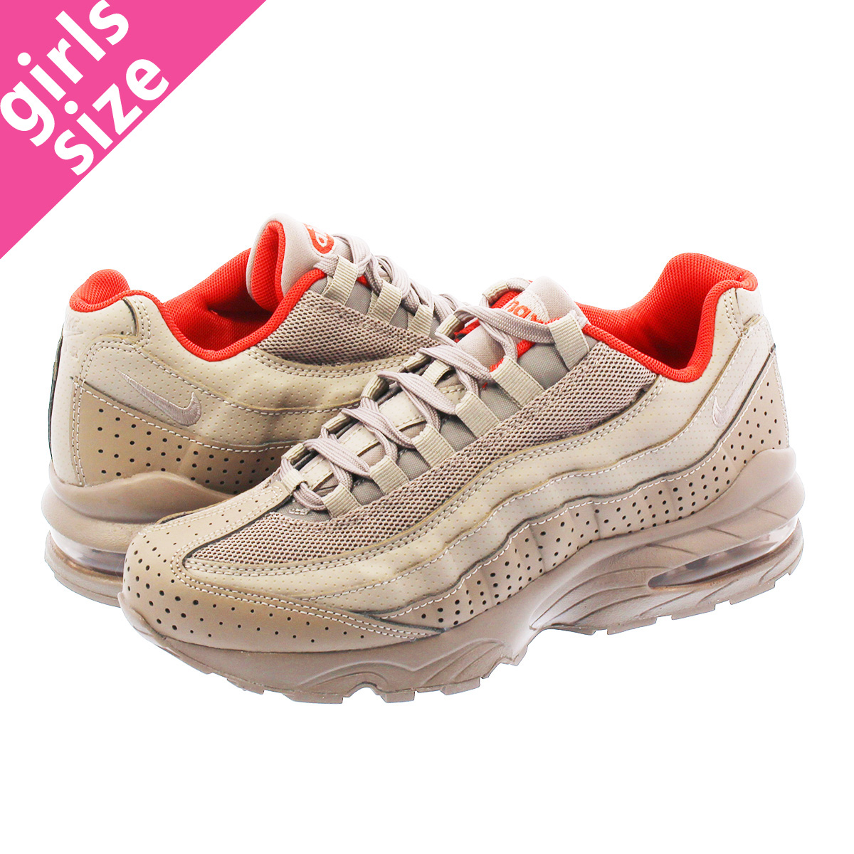 LOWTEX BIG-SMALL SHOP  NIKE AIR MAX 95 SE GS Kie Ney AMAX 95 SE GS ... e74f2473b