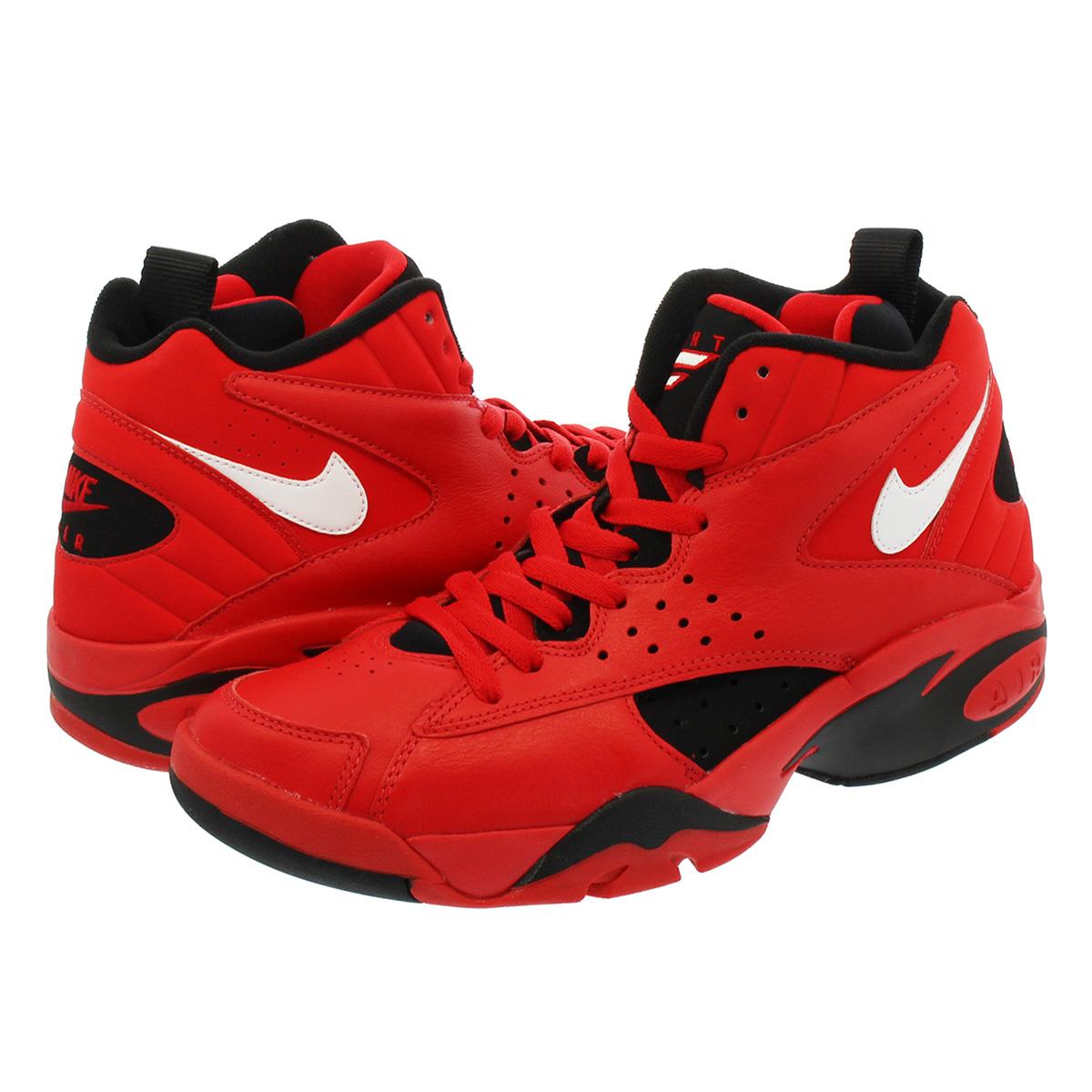 NIKE AIR MAESTRO II QS Nike air maestro 2 QS UNIVERSITY RED WHITE BLACK  aj9281-600 2bf253031