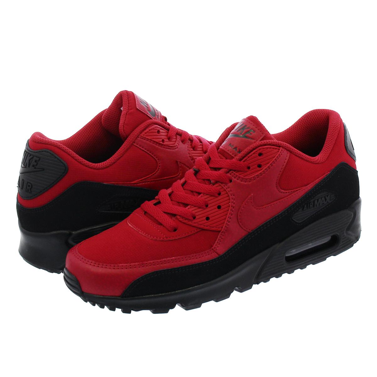 d565be7092 ... nike air max 90 essential kie ney amax 90 essential black red crush  aj1285 010