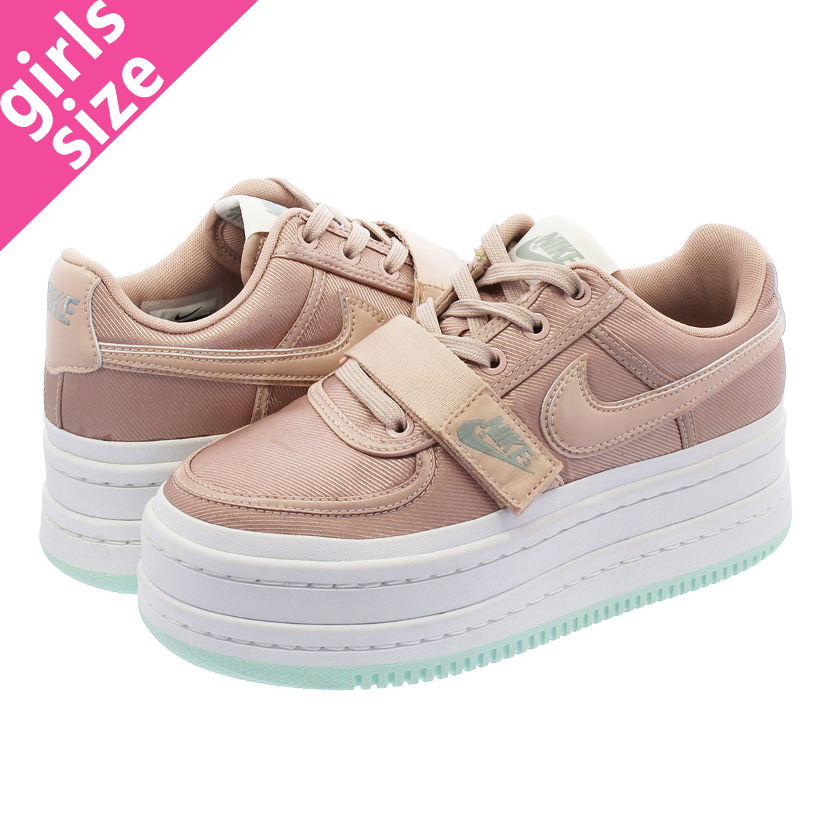 new product d24af e52bf NIKE WMNS VANDAL 2K Nike women Vandal 2K PARTICLE BEIGE SUMMIT WHITE  ao2868-200 ...