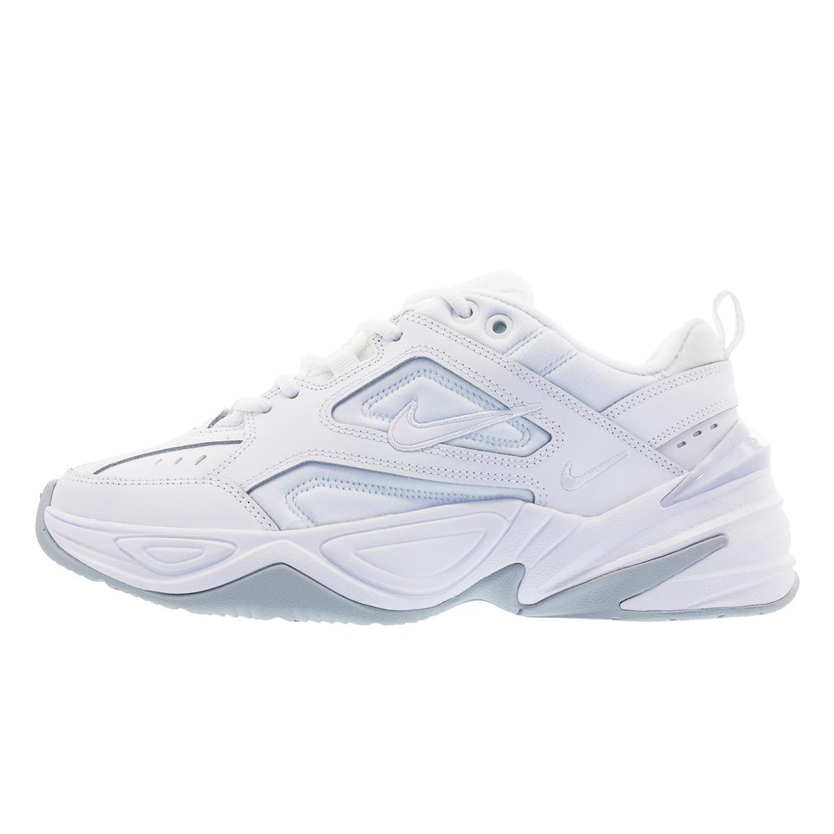 b337335209d6 NIKE WMNS M2K TEKNO Nike women M2K techno WHITE WHITE PURE PLATINUM ao3108 -100