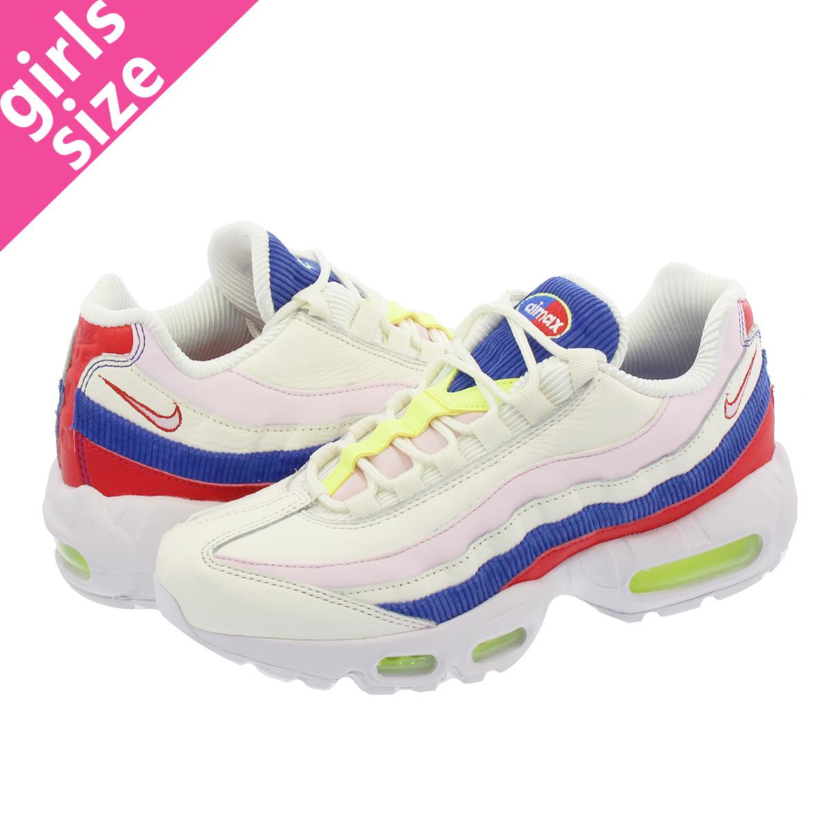 wholesale dealer 4fd3e feb7f NIKE WMNS AIR MAX 95 SE Nike women Air Max 95 SE SAIL ARCTIC PINK ...