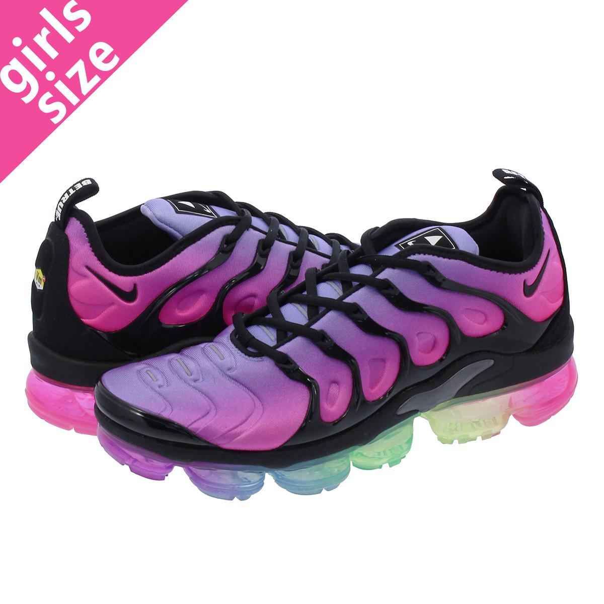 071793f151e21 NIKE AIR VAPORMAX PLUS Nike vapor max plus PURPLE PULSE PINK BLAST MULTI  COLOR BLACK ar4791-500