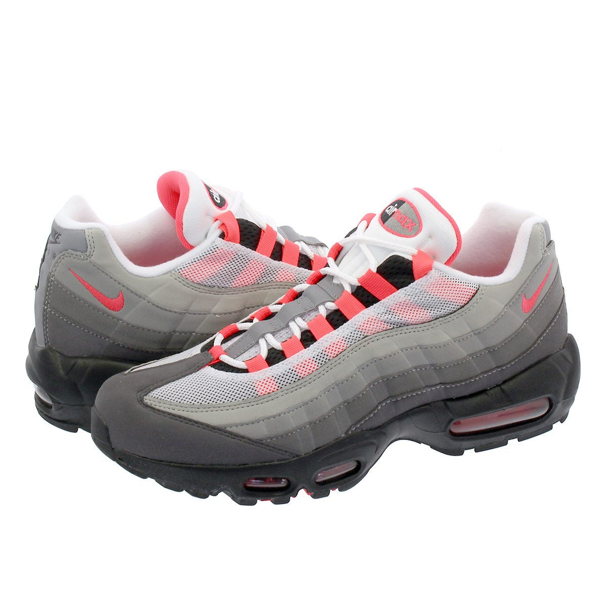 Nike Air Max 95 OG (White Solar Red) AT2865 100