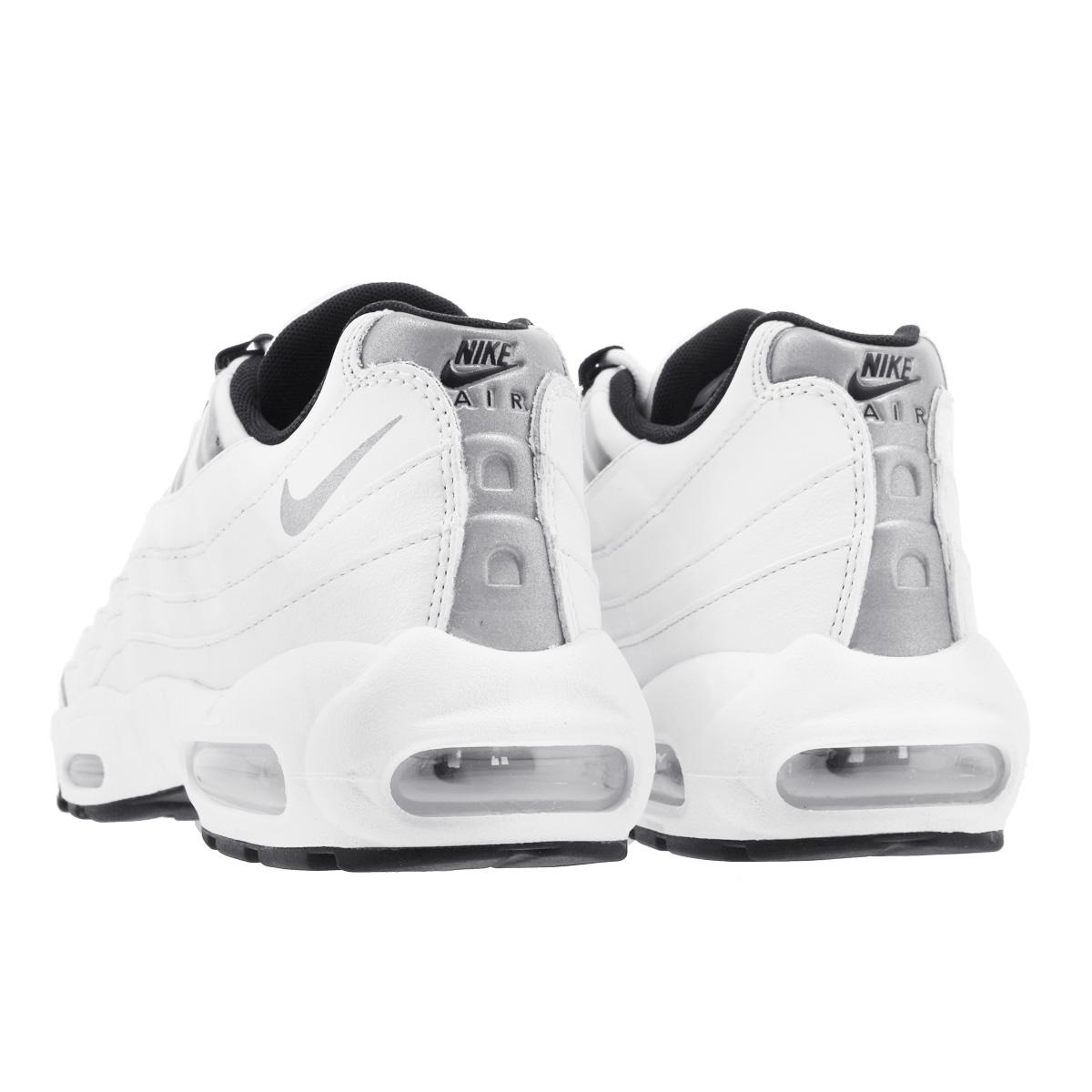 Wmns Nike Air Max 95 Og Whiteblackreflect Silver