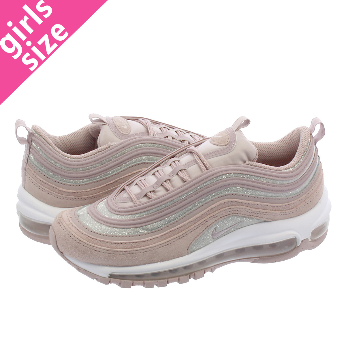 349e537addc ... at0071 600 be95c 18785  50% off nike wmns air max 97 nike women air max  97 particle rose particle