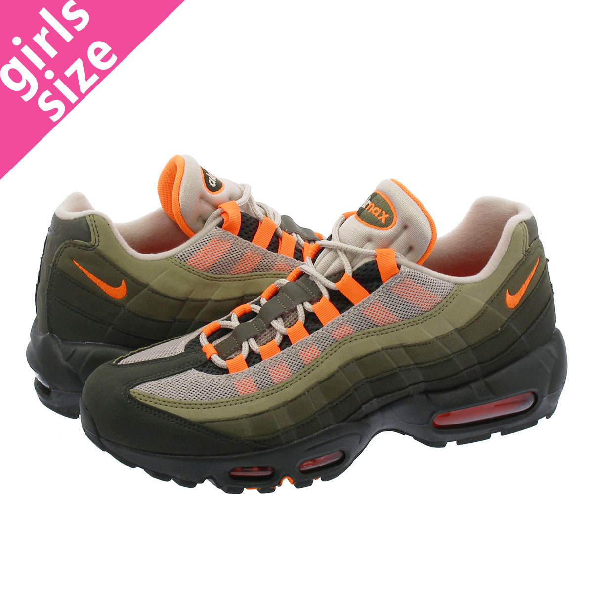 new style e7b20 dfc50 LOWTEX BIG-SMALL SHOP: NIKE AIR MAX 95 OG Kie Ney AMAX 95 OG STRING ...