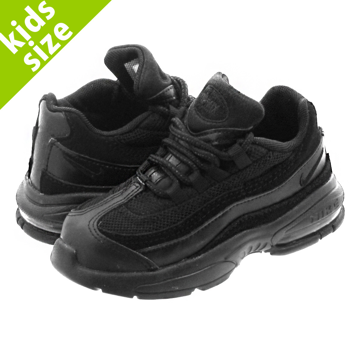 LOWTEX BIG-SMALL SHOP  NIKE AIR MAX 95 TD Kie Ney AMAX 95 TD TRIPLE ... 448baeddf