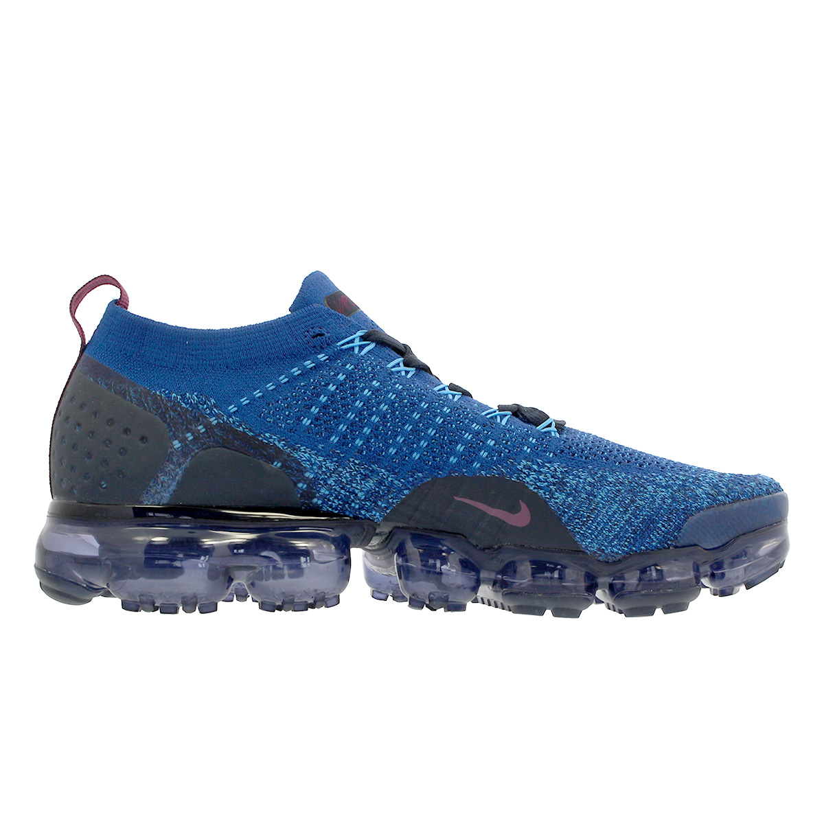 29342e397dda NIKE AIR VAPORMAX FLYKNIT 2 Nike vapor max fried food knit 2 GYM  BLUE BORDEAUX COLLEGE NAVY BLUE GLOW 942