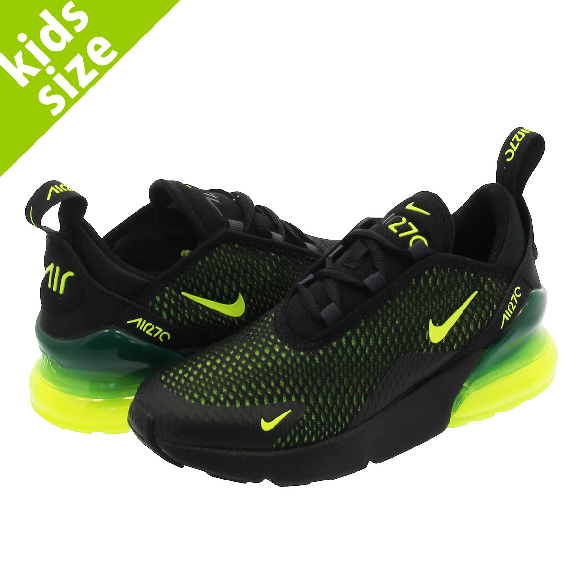 df4d9df6c3 LOWTEX BIG-SMALL SHOP: NIKE AIR MAX 270 PS Kie Ney AMAX 270 PS BLACK ...