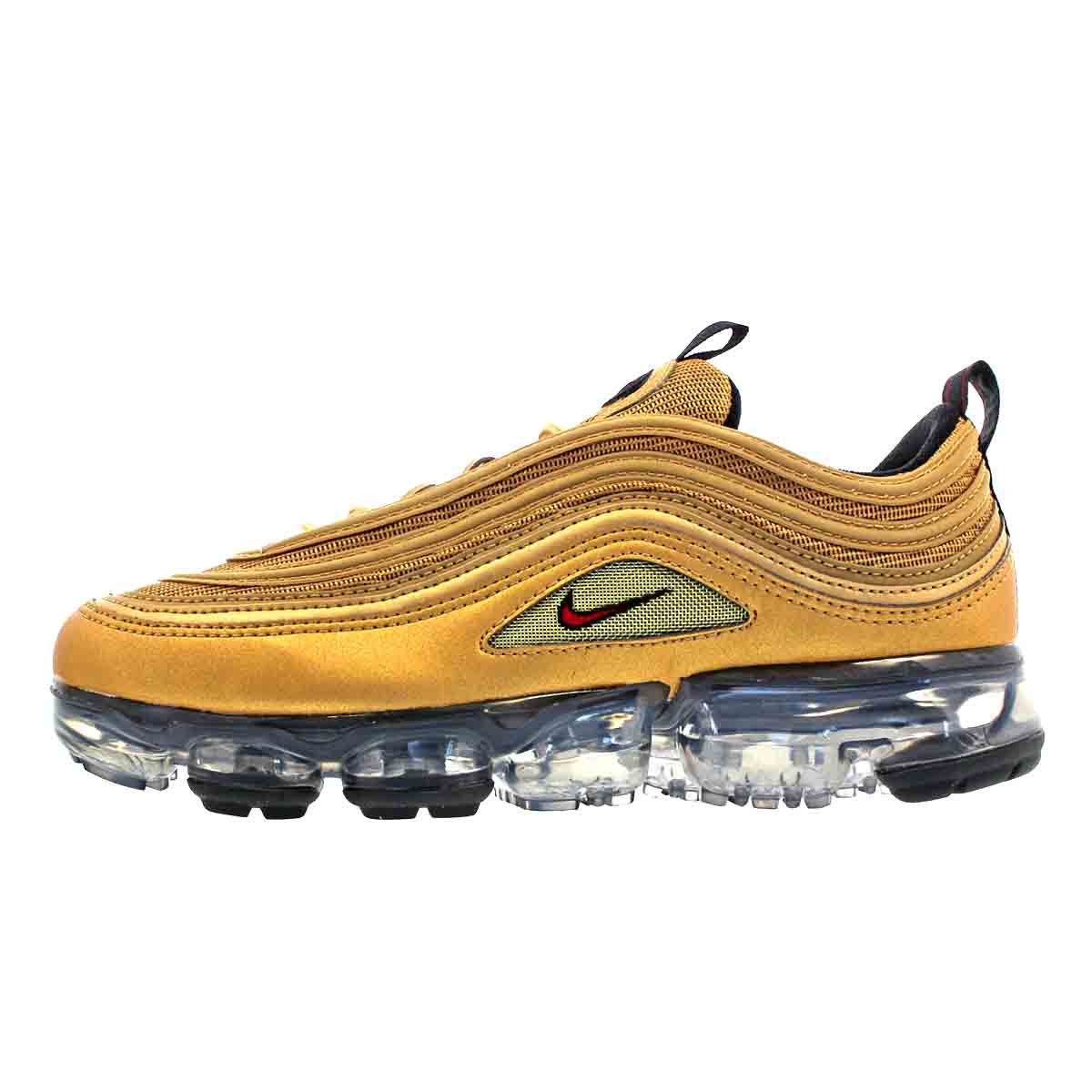 Nike Air Max '97 Vapormax GS AQ2657 700 Metallic Gold