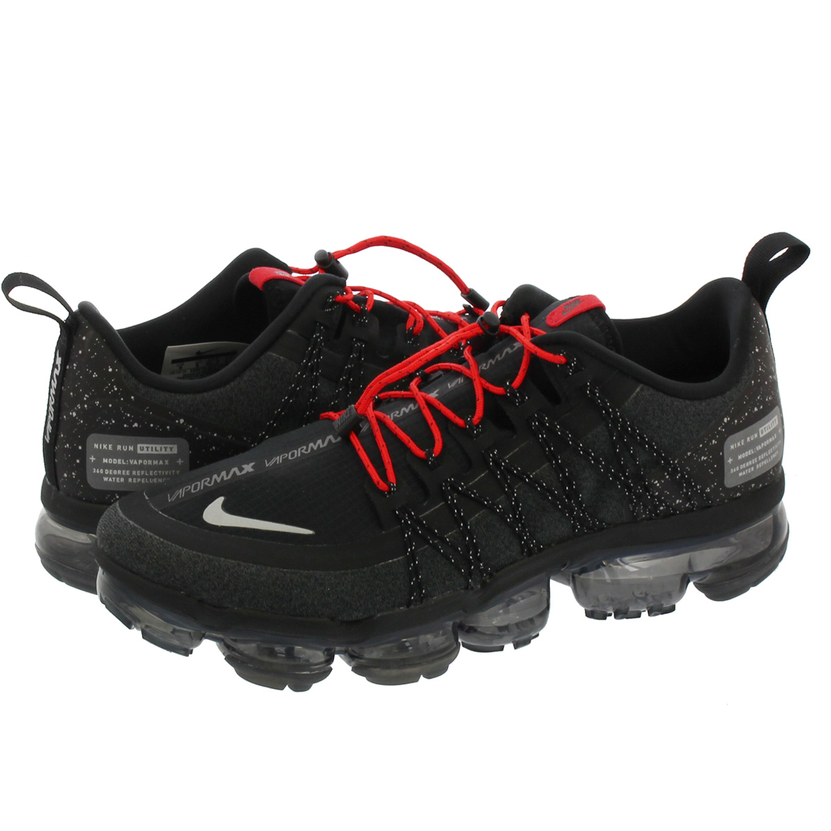 the latest c33e2 7ffe8 NIKE AIR VAPORMAX RUN UTILITY Nike vapor max orchid utility BLACK/REFLECT  SILVER/ANTHRACITE ...