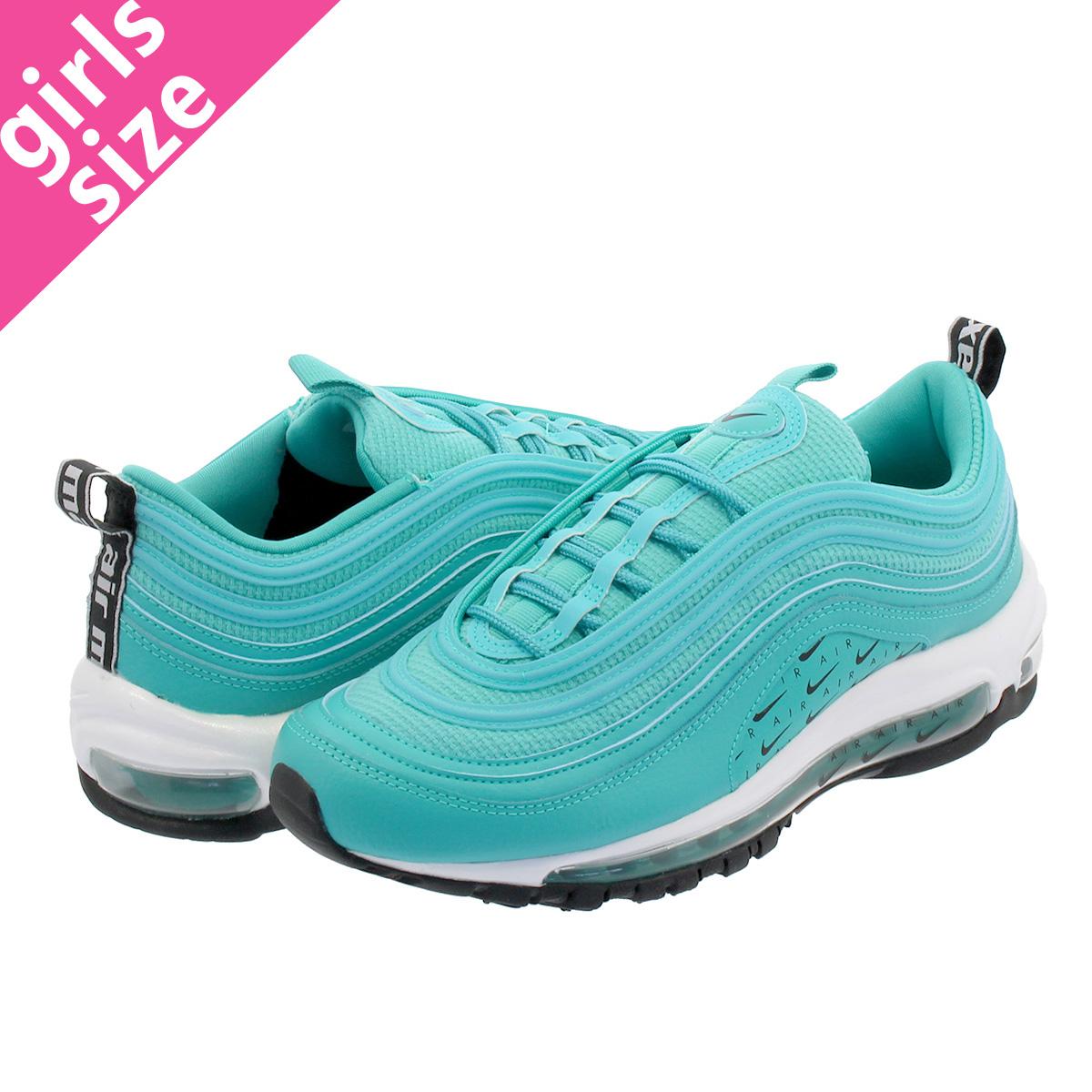 NIKE WMNS AIR MAX 97 LX Nike women Air Max 97 LX HYPER JADEHYPER JADEBLACKWHITE ar7621 300