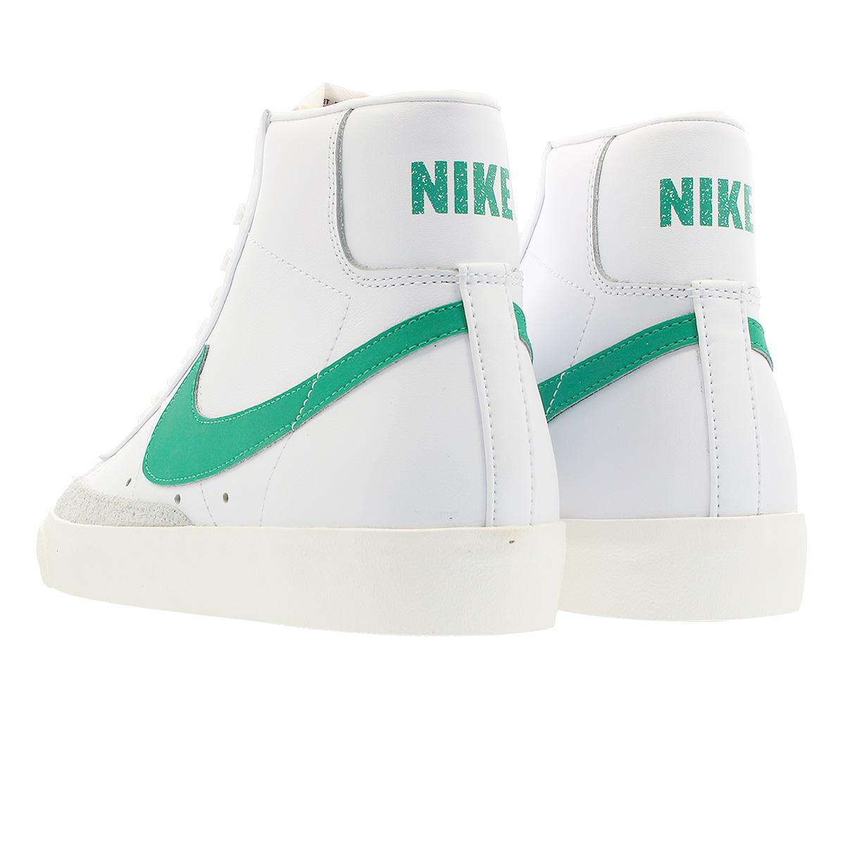 f1ddd87d065f NIKE BLAZER MID  77 VINTAGE Nike blazer mid  77 vintage LUCID GREEN WHITE SAIL  bq6806-300