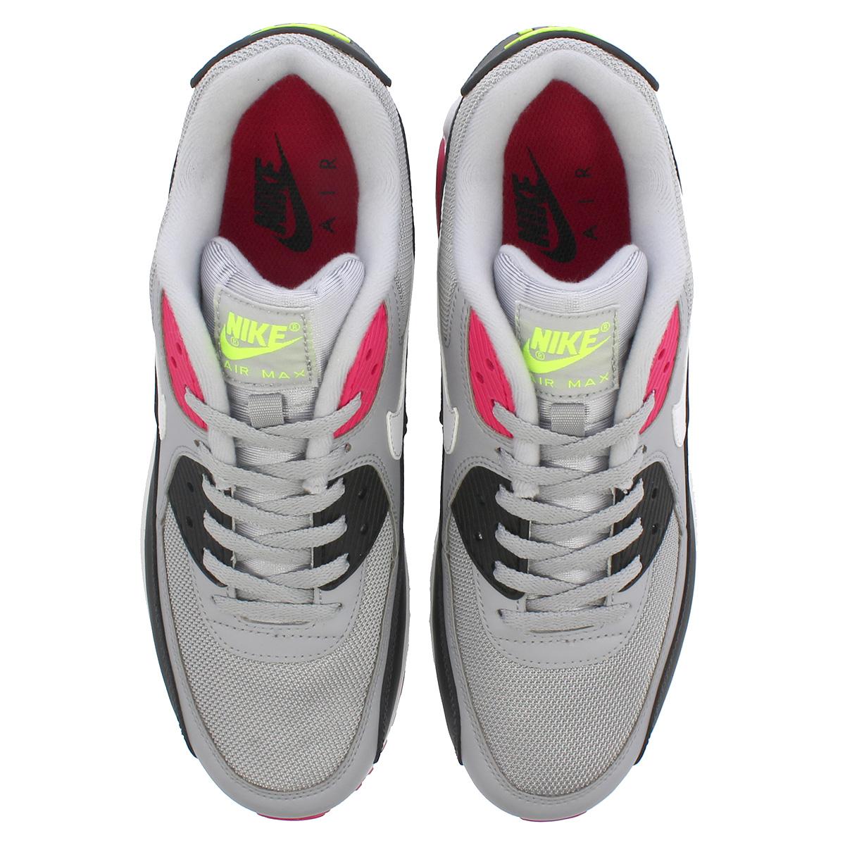 """Women's Nike Max 90 Essential """"Laser Pink"""" WhiteCourt Purple Wolf Grey 25213 136"""