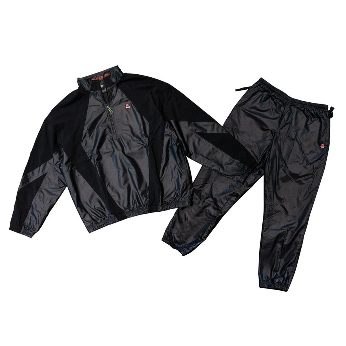 brand new 4c751 baaa2 NIKE x SKEPTA NRG TRACKSUIT Nike x スケプタ NRG track suit BLACK av9997-010 ...