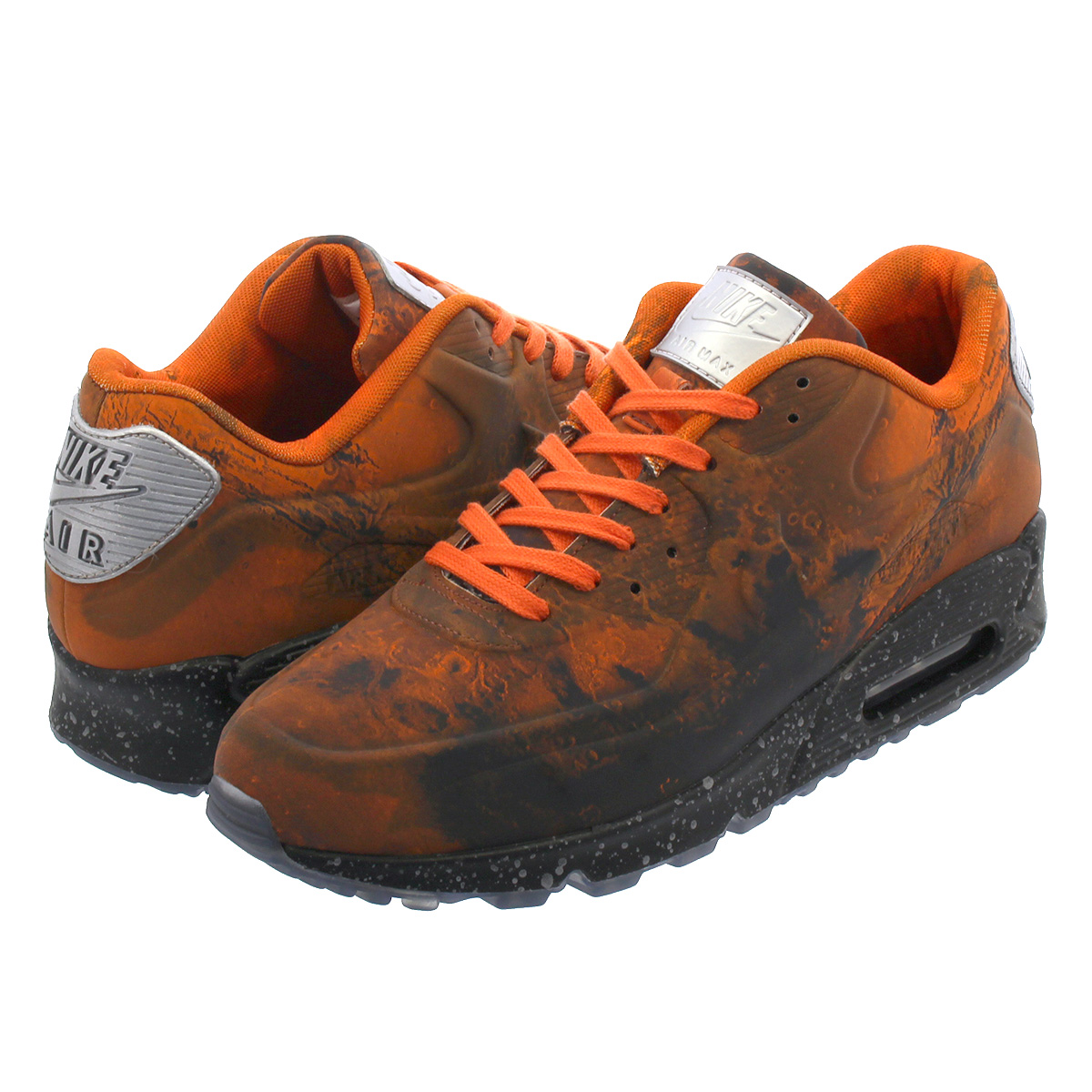 NIKE AIR MAX 90 QS MARS STONE MAGMA ORANGE CD0920 600