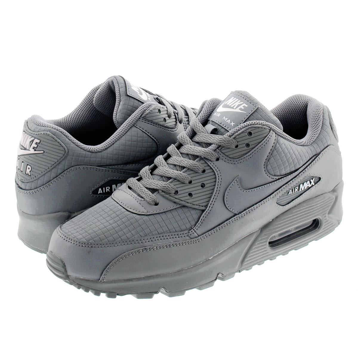 all grey air max 90