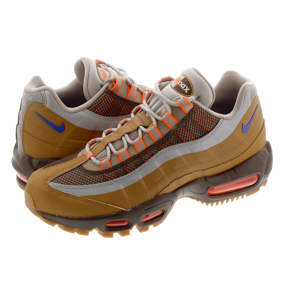 LOWTEX BIG SMALL SHOP: NIKE AIR MAX 95 UTILITY Kie Ney AMAX