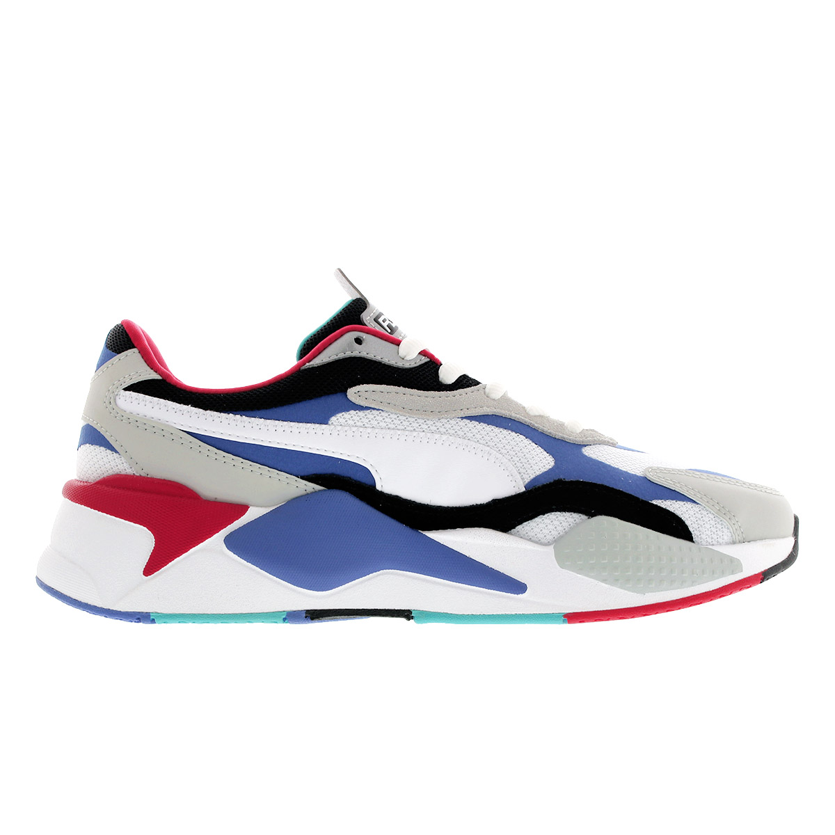 Puma Smash Platform Frill 40 Damen Plateau Sneaker apricot