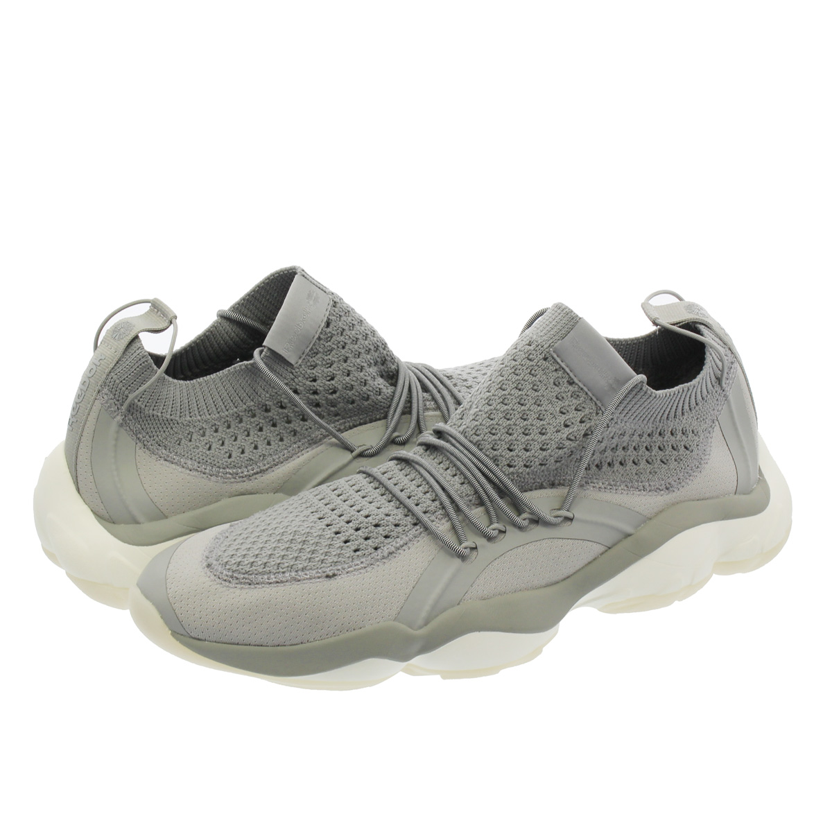 4a92d9a99d8 LOWTEX BIG-SMALL SHOP  Reebok DMX FUSION CI Reebok DMX fusion CI  GREY BLACK WHITE CHALK