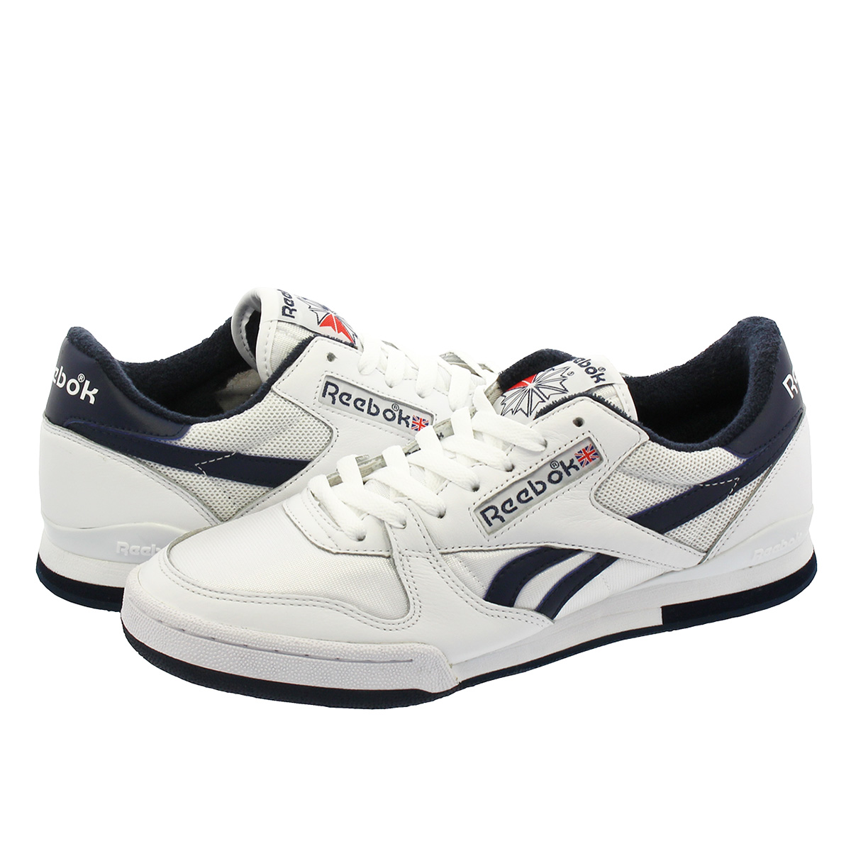 8c592e1dc2 Archive WHITE/NAVY/RED cn3449 professional for Reebok PHASE 1 PRO ARCHIVE  Reebok phase for 1