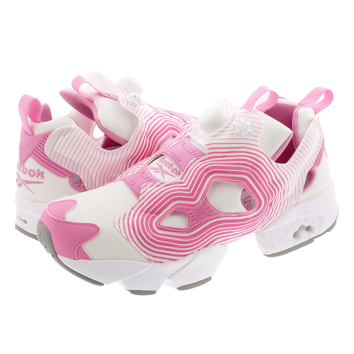 Reebok INSTA PUMP FURY OG NM リーボック インスタ ポンプ フューリー OG NM WHITE/POSH PINK/PURE GREY fv4502
