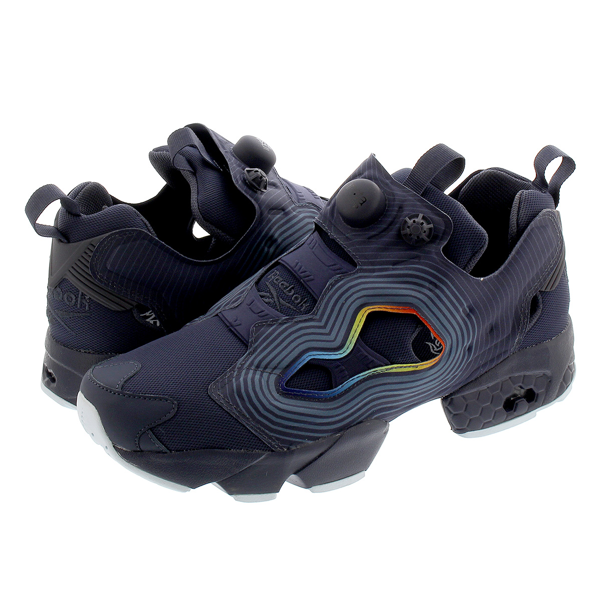 【スーパーSALE】Reebok INSTA PUMP FURY OG NM リーボック インスタ ポンプ フューリー OG NM HERITAGE NAVY/GLASS BLUE/HERITAGE NAVY fv4503