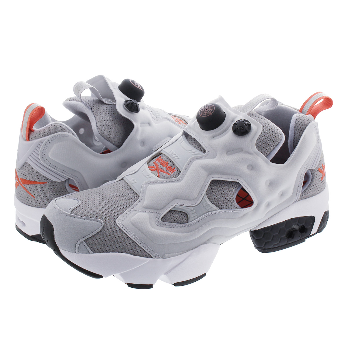 Reebok INSTAPUMP FURY OG 【CITY PACK】【SHANGHAI】 リーボック インスタ ポンプ フューリー OG GOLD GREY/VIVID ORANGE/BLACK fw4755
