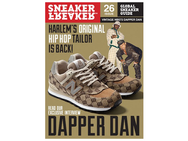 9739dada38 SNEAKER FREAKER MAGAZINE ISSUE 26 Freaker magazine vol.26 sneaker  specialized magazine