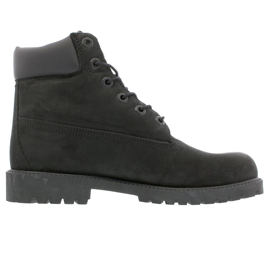 TIMBERLAND 6inch PREMIUM BOOTS Timberland 6 inch premium boots BLACK