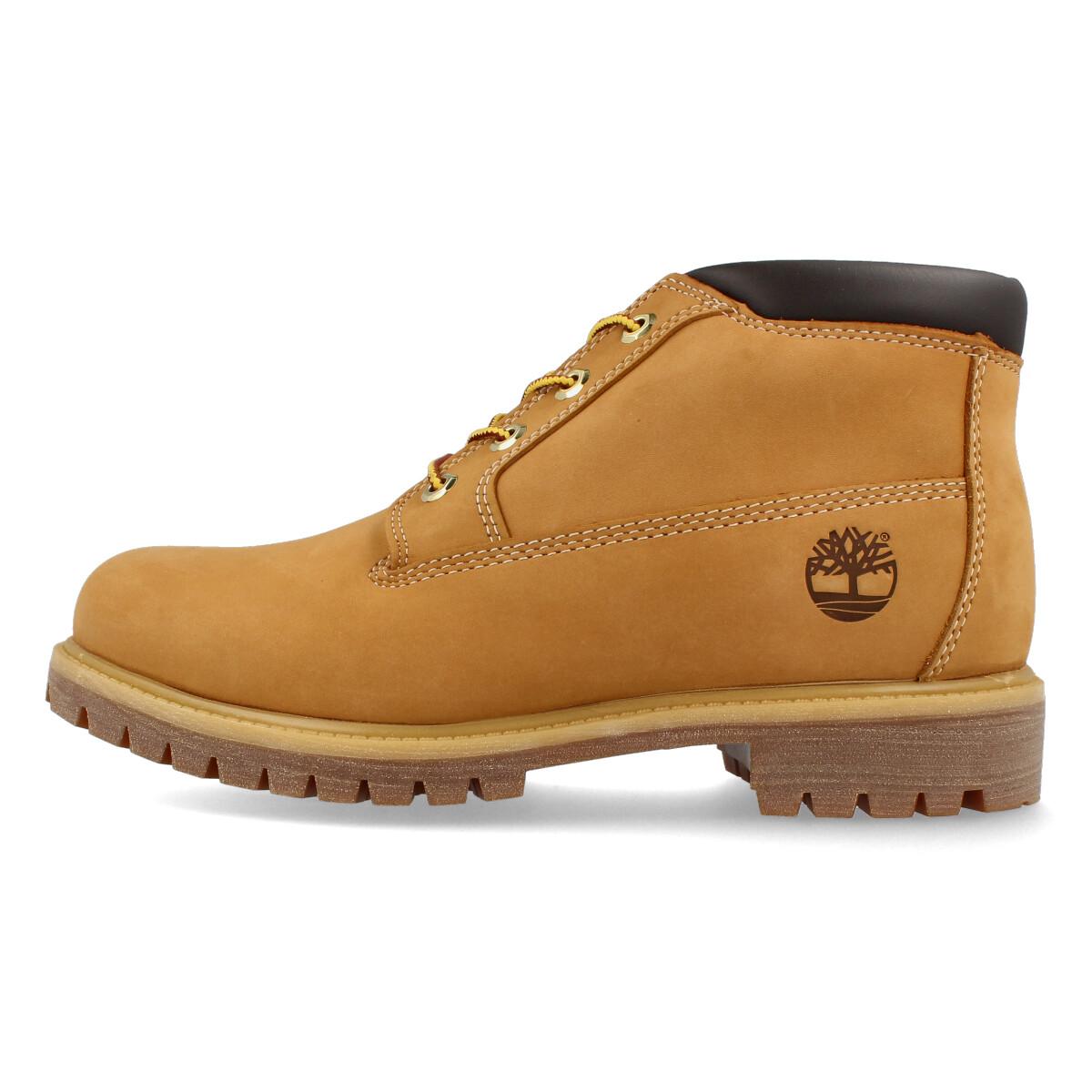 brown chukka boots timberland
